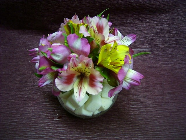 旧岩崎邸の装花