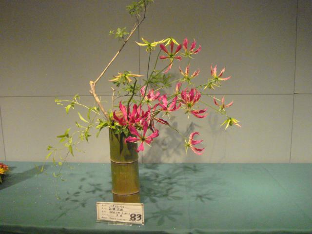 ピンクバラを使った春色アレンジメントお届けしました!
